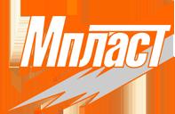 Логотип Мпласт